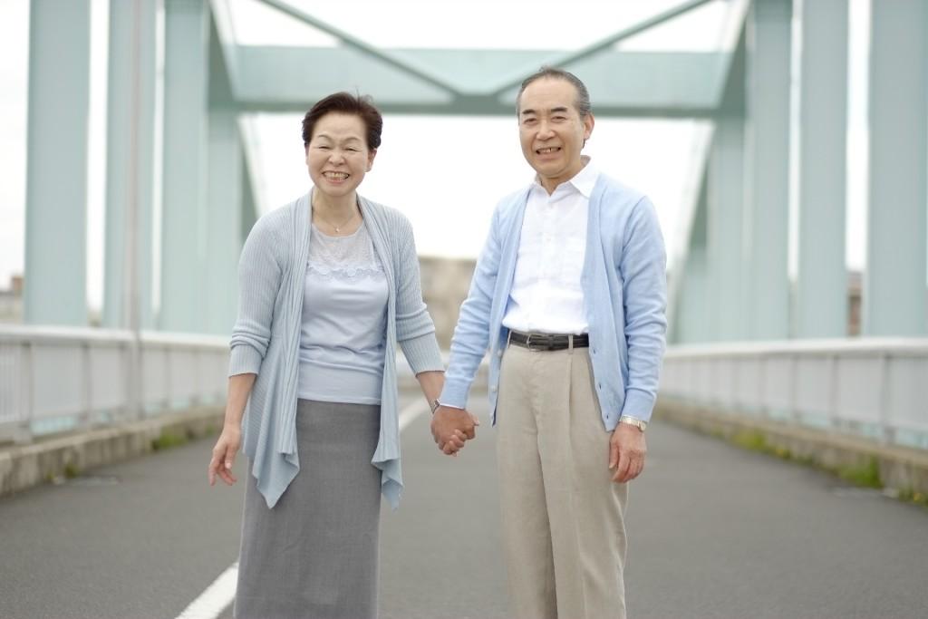 椎間板ヘルニアから回復した夫婦