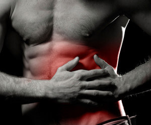 肋間神経痛の位置