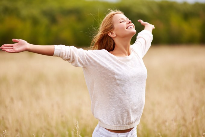坐骨神経痛から回復した女性
