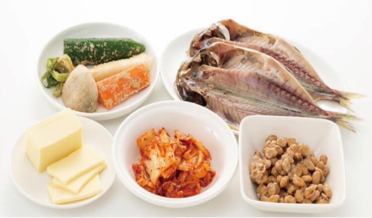 醗酵食品画像